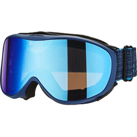 Alpina Challenge 2.0 Multimirror S2 Goggles blue navy
